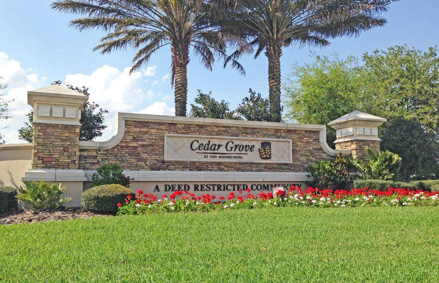 'Cedar Grove at The Woodlands' by Centex Homes - Florida - Sarasota in Sarasota-Bradenton