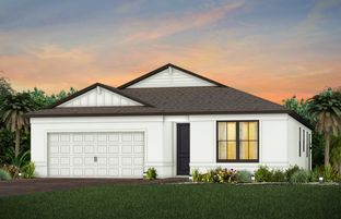 Highgate - Cedar Grove at The Woodlands: North Port, Florida - Centex Homes