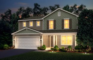Aspire - Bloomfield Hills: South Bloomfield, Ohio - Centex Homes