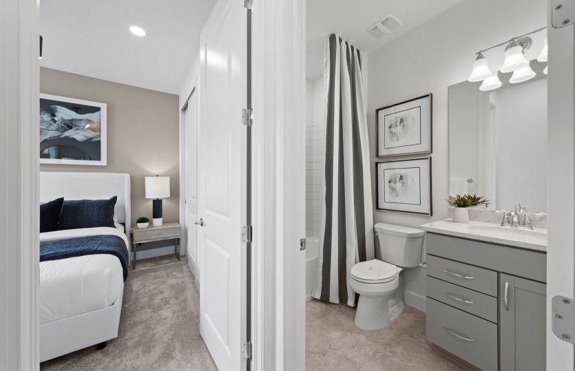 Bathroom featured in the Trailside By Centex Homes in Sarasota-Bradenton, FL