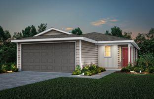 Adams - Elley Crossing: New Braunfels, Texas - Centex Homes