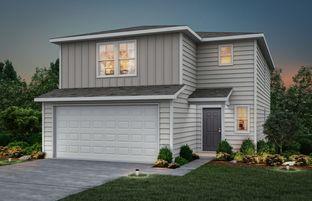 Lincoln - Elley Crossing: New Braunfels, Texas - Centex Homes