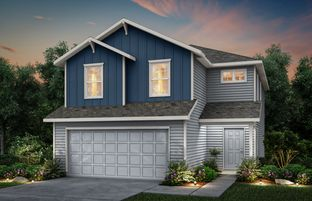 Springfield - Elley Crossing: New Braunfels, Texas - Centex Homes