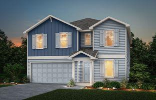 Kisko - Elley Crossing: New Braunfels, Texas - Centex Homes