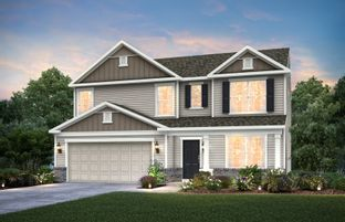 Crisfield - Cherry Glen: Lagrange, Kentucky - Centex Homes