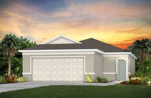 Bryce - Cagan Crossings: Clermont, Florida - Centex Homes