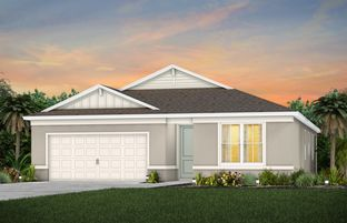 Highgate - Cagan Crossings: Clermont, Florida - Centex Homes