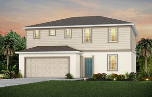 Thompson - Forest Lake: Davenport, Florida - Centex Homes