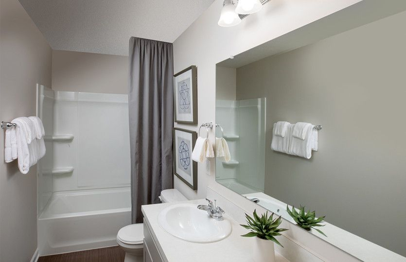 Bathroom featured in the Aspire By Centex Homes in Columbus, OH