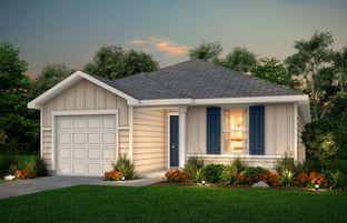 Cashion - Willow Point: San Antonio, Texas - Centex Homes