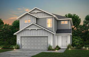 Springfield - Braemar Village: Tomball, Texas - Centex Homes