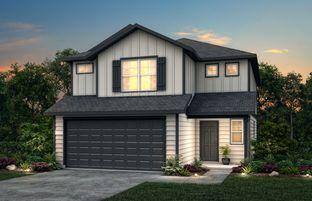 Lincoln - Kingfield: Houston, Texas - Centex Homes