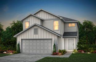 Camelia - Kingfield: Houston, Texas - Centex Homes