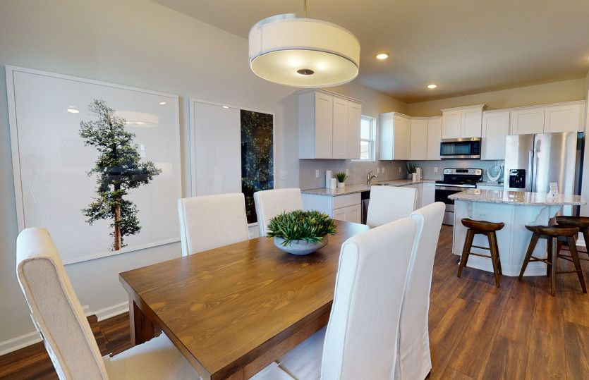 Kitchen featured in the Rosemont By Centex Homes in Nashville, TN