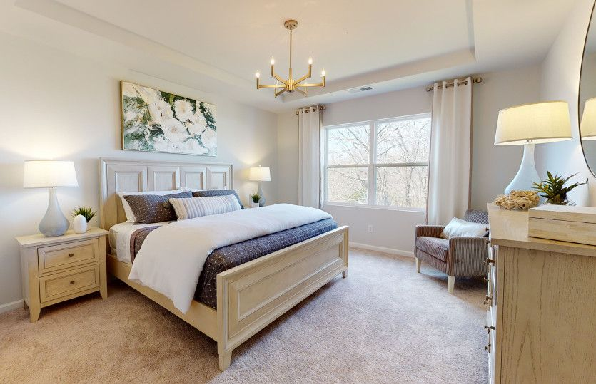 Bedroom featured in the Rosemont By Centex Homes in Nashville, TN