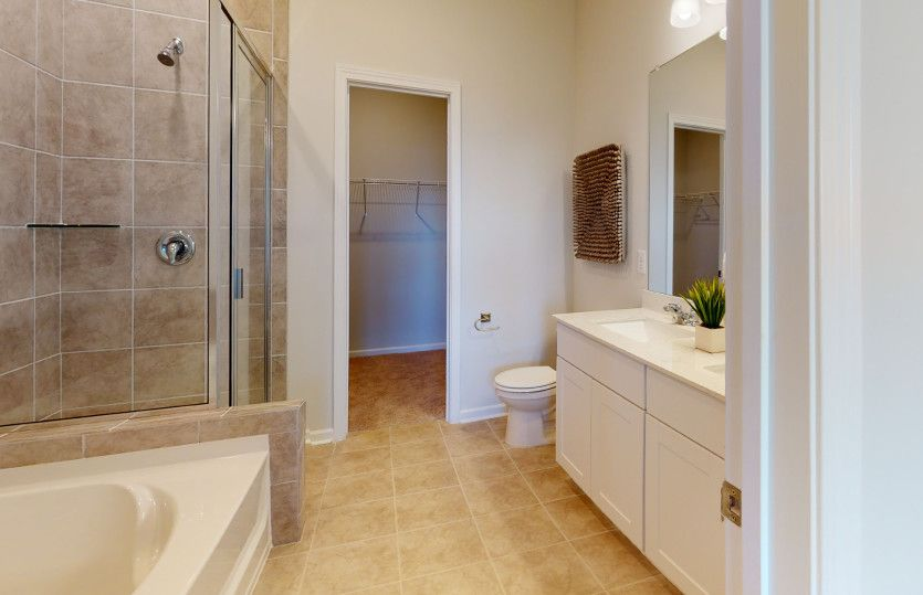 Bathroom featured in the Rosemont By Centex Homes in Nashville, TN