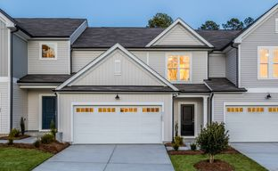 Lakeshore Townes by Centex Homes in Raleigh-Durham-Chapel Hill North Carolina