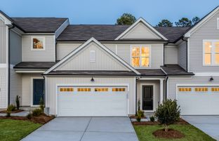 Merritt - Lakeshore Townes: Durham, North Carolina - Centex Homes