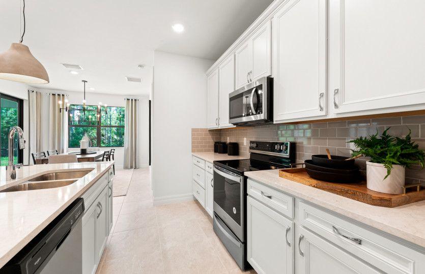 Kitchen featured in the Cedar By Centex Homes in Sarasota-Bradenton, FL