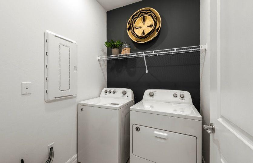 Living Area featured in the Cedar By Centex Homes in Sarasota-Bradenton, FL