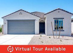 Verbena - Santa Rosa Crossing: Maricopa, Arizona - Centex Homes