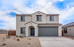 Daisy - Santa Rosa Crossing: Maricopa, Arizona - Centex Homes