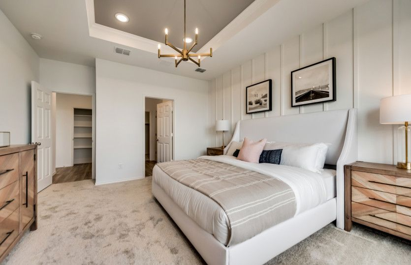 Bedroom featured in the Killeen By Centex Homes in Fort Worth, TX