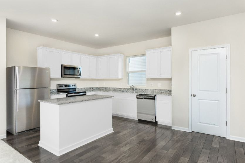Kitchen featured in the Dunlin By Centex Homes in Raleigh-Durham-Chapel Hill, NC