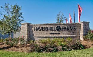 Haverhill Farms by Centex Homes in Atlanta Georgia