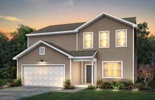 Rosella - Spring Meadow: Concord, North Carolina - Centex Homes