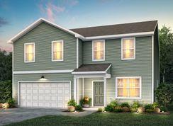 Whimbrel - Spring Meadow: Concord, North Carolina - Centex Homes