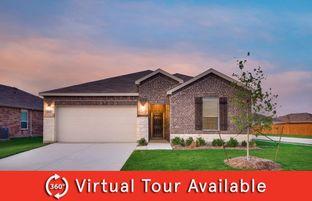 Rayburn - Elizabeth Creek: Haslet, Texas - Centex Homes