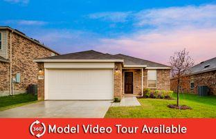 Hewitt - Elizabeth Creek: Haslet, Texas - Centex Homes
