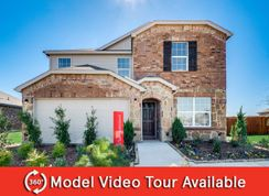 Sandalwood - Elizabeth Creek: Haslet, Texas - Centex Homes