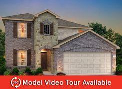 Mesilla - Newberry Point: Fort Worth, Texas - Centex Homes