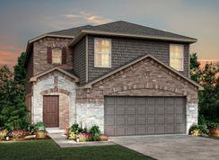 Pierce - Tavola: New Caney, Texas - Centex Homes