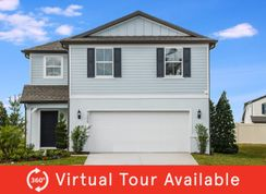 Tybee - Isles at BayView: Parrish, Florida - Centex Homes