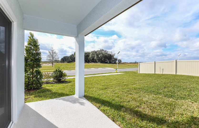 Exterior featured in the Tybee By Centex Homes in Sarasota-Bradenton, FL