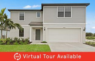 Wakefield - Isles at BayView: Parrish, Florida - Centex Homes