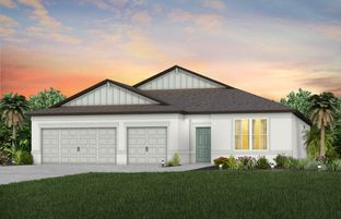 Arbor - North Park Isles: Plant City, Florida - Centex Homes
