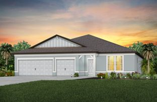 Bayshore - North Park Isles: Plant City, Florida - Centex Homes