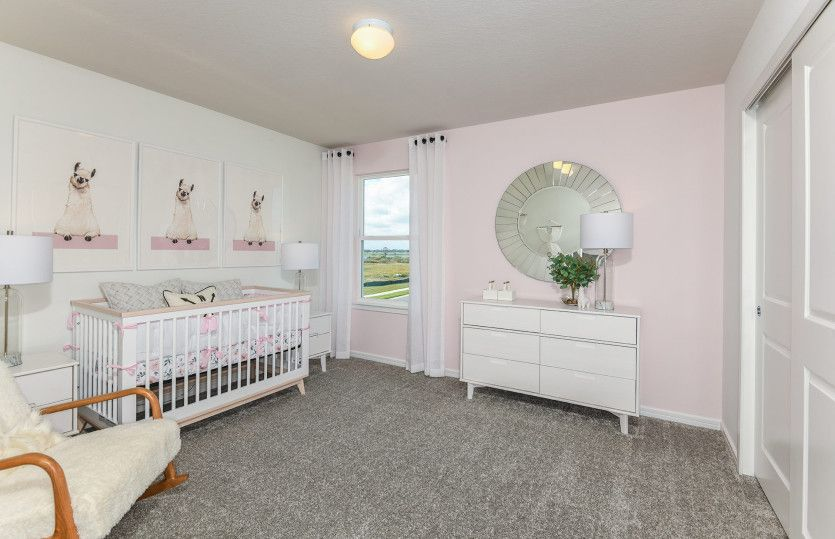 Bedroom featured in the Bayshore By Centex Homes in Lakeland-Winter Haven, FL