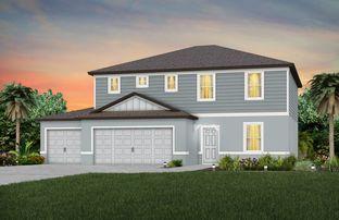 Thompson - North Park Isles: Plant City, Florida - Centex Homes