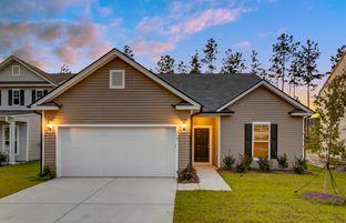 Compton - Heritage Preserve: Conway, South Carolina - Centex Homes