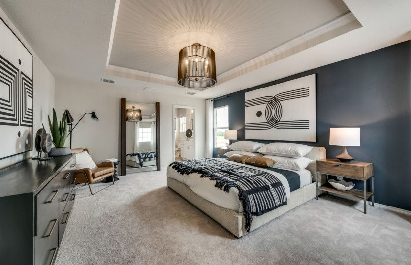Bedroom featured in the Mesilla By Centex Homes in Fort Worth, TX