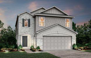 Springfield - Tavola: New Caney, Texas - Centex Homes