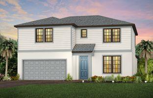 Whitestone - Cedar Grove at The Woodlands: North Port, Florida - Centex Homes