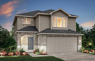 Lincoln - Tavola: New Caney, Texas - Centex Homes