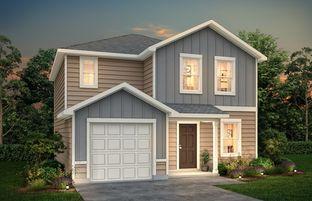 Hastings - Willow Point: San Antonio, Texas - Centex Homes