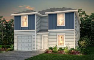 McAlester - Willow Point: San Antonio, Texas - Centex Homes